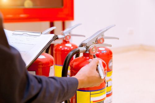 Fire Equipment and Evacuation Online