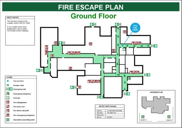 Fire Escape Plan